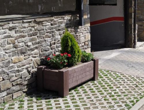 Jardineras LA PLETA D'ANEU (Vall d'Aran)