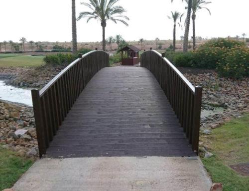 Pasarelas  «Campo de Golf»   MURCIA