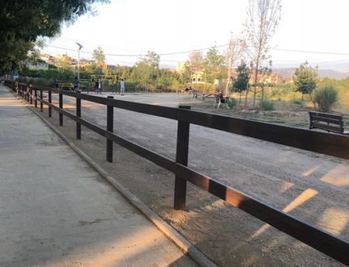 Valla Ajuntament Igualada
